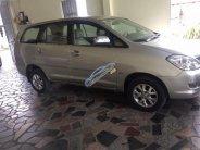 Cần bán xe Toyota Innova G 2006, màu bạc giá 350 triệu tại Cần Thơ