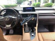 Bán Lexus RX 200T năm sản xuất 2016, màu đen, nhập khẩu nguyên chiếc giá 3 tỷ 60 tr tại Hà Nội