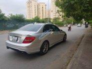 Bán Mercedes C300 AMG năm sản xuất 2011, màu bạc giá 766 triệu tại Hà Nội