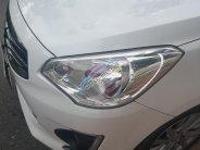 Bán ô tô Mitsubishi Attrage sản xuất 2015, màu trắng giá cạnh tranh giá 392 triệu tại Tp.HCM