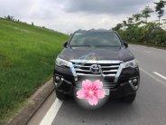 Cần bán gấp Toyota Fortuner 2.4G sản xuất năm 2017, màu nâu, xe nhập chính chủ giá 1 tỷ 60 tr tại Hà Nội