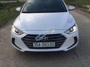 Cần bán gấp Hyundai Elantra 2.0 đời 2017, màu trắng giá cạnh tranh giá 669 triệu tại Ninh Bình