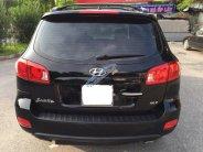 Bán Hyundai Santa Fe 2007, màu đen  giá 536 triệu tại Hà Nội