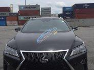 Cần bán Lexus RX 350 Fsport đời 2018, màu đen, nhập khẩu nguyên chiếc giá 4 tỷ 880 tr tại Hà Nội