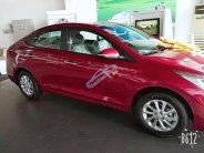Bán ô tô Hyundai Accent 1.4 AT năm sản xuất 2018, màu đỏ giá 499 triệu tại Tp.HCM