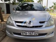Cần bán lại xe Toyota Innova đời 2008, màu bạc như mới, giá chỉ 245 triệu giá 245 triệu tại Hải Dương