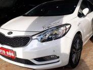 Bán Kia K3 2.0AT năm 2016, màu trắng, giá 618tr giá 618 triệu tại Hà Nội