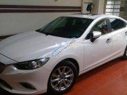 Bán Mazda 6 2.0AT 2016, màu trắng còn mới giá cạnh tranh giá 750 triệu tại Hải Phòng