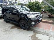 Bán ô tô Toyota Fortuner năm 2015, màu đen, xe công ty, 2 cầu, máy xăng giá 846 triệu tại Tp.HCM