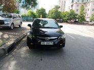 Cần bán gấp Honda Civic 2.0 2009, màu đen, như mới giá 400 triệu tại Hà Nội