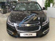 Bán xe Chevrolet Cruze sản xuất 2018, màu đen, 589tr giá 589 triệu tại Hà Nội