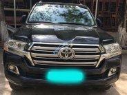 Bán Toyota Land Cruiser V8 VX 4.6L năm 2016, màu đen, nhập khẩu nguyên chiếc giá 3 tỷ 500 tr tại Hà Nội