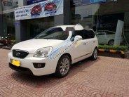 Bán xe Kia Carens 2.0AT sản xuất 2011, màu trắng xe gia đình giá 395 triệu tại Hà Nội