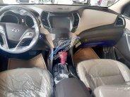 Bán xe Hyundai SantaFe 2018 màu trắng, giao ngay  giá 1 tỷ 70 tr tại Kiên Giang