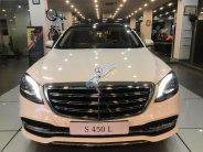 Cần bán xe Mercedes S450L đời 2018, màu trắng giá 4 tỷ 199 tr tại Hà Nội