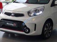 Bán Kia Morning năm 2018, màu trắng, trả góp lên đến 90% giá trị xe giá 290 triệu tại Hà Nội