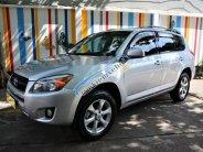 Bán Toyota RAV4 sản xuất năm 2008, màu bạc   giá 610 triệu tại Tp.HCM
