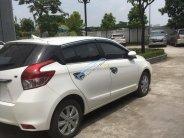 Cần bán Toyota Yaris G đời 2017, màu trắng, nhập khẩu nguyên chiếc giá 670 triệu tại Hà Nội