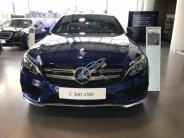 Bán Mercedes C300 AMG sản xuất 2017, màu xanh lam giá 1 tỷ 949 tr tại Hà Nội