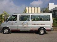 Bán Mercedes sản xuất năm 2005,16 chỗ máy dầu, mầu phấn hồng giá 235 triệu tại Hà Nội
