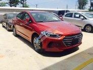 Bán xe Hyundai Elantra sản xuất 2018, màu đỏ, giá tốt giá 635 triệu tại Khánh Hòa