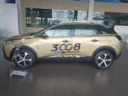 Bán Peugeot 3008 1.6 AT sản xuất năm 2018, màu vàng giá 1 tỷ 199 tr tại Cần Thơ