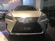 Cần bán xe Lexus RX350 đời 2018, màu vàng cát chính hãng giá 3 tỷ 810 tr tại Tp.HCM