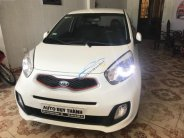 Cần bán gấp Kia Morning 1.0 AT Sport năm 2011, màu trắng, nhập khẩu nguyên chiếc, giá 345tr giá 345 triệu tại Hải Phòng