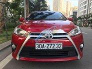 Cần bán lại xe Toyota Yaris năm sản xuất 2014, màu đỏ chính chủ, giá chỉ 570 triệu giá 570 triệu tại Hà Nội