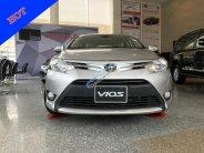 Cần bán xe Toyota Vios 1.5E 2018, đủ màu, chỉ 493tr, trả trước 130tr có xe ngay giá 492 triệu tại Bình Dương
