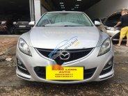 Cần bán Mazda 6 2.0AT năm 2012, màu bạc giá 529 triệu tại Hà Nội
