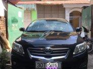 Bán xe Toyota Altis 1.8G MT số sàn, sản xuất năm 2009, màu đen, giá chỉ 425 triệu giá 425 triệu tại Hà Nội
