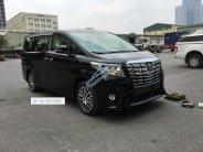 Bán Toyota Alphard Executive Lounge đời 2018, màu đen, nhập khẩu nguyên chiếc giá 3 tỷ 456 tr tại Hà Nội