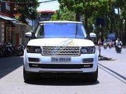 Bán ô tô LandRover Range Rover Autobiography LWB năm sản xuất 2013, màu trắng, nhập khẩu giá 5 tỷ 450 tr tại Hà Nội