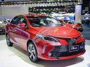 Cần bán lại xe Toyota Vios đời 2018, màu đỏ, giá chỉ 600 triệu giá 600 triệu tại Hải Phòng