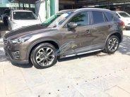 Bán Mazda CX 5 2.5AT sản xuất năm 2016, màu nâu giá 850 triệu tại Hà Nội