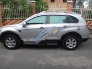Cần bán Chevrolet Captiva LT sản xuất năm 2007, màu bạc, 317tr giá 317 triệu tại Đồng Nai