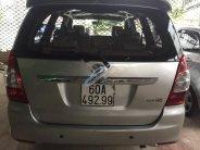 Cần bán lại xe Toyota Innova 2.0E 2013, màu bạc giá 510 triệu tại Đồng Nai