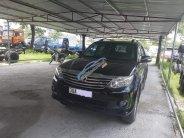 Cần bán xe Toyota Fortuner 2.7V sản xuất năm 2013, màu đen giá 728 triệu tại Hà Nội