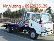 Bán xe cứu hộ giao thông Isuzu sàn trượt 5 tấn giá 625 triệu tại Hà Nội