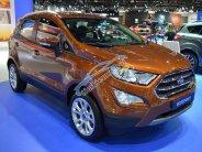 Cần bán Ford EcoSport 1.5 Titanium sản xuất năm 2018, màu đỏ giá cạnh tranh giá 638 triệu tại Hà Nội