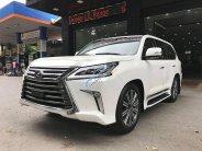 Bán Lexus LX LX 570 Trung Đông sản xuất 2018, màu trắng giá 5 tỷ 678 tr tại Hà Nội