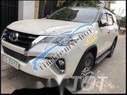 Cần bán xe Toyota Fortuner 2.7V năm 2017, màu trắng giá 1 tỷ 300 tr tại Tp.HCM