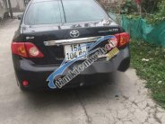 Cần bán xe Toyota Corolla Altis đời 2009, màu đen xe gia đình  giá 440 triệu tại Hải Phòng