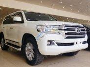 Bán Toyota Land Cruiser VX 2016, màu trắng, nội thất kem, đăng ký tên công ty giá 3 tỷ 799 tr tại Hà Nội