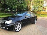 Bán ô tô Mercedes C180 Sport đời 2007, màu đen giá 295 triệu tại Hà Nội