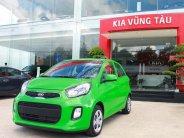 Bán xe Kia Morning 1.0 MT đời 2018, màu xanh lục, giá tốt, hỗ trợ đầy đủ thủ tục giá 289 triệu tại BR-Vũng Tàu