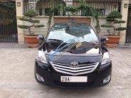 Cần bán gấp Toyota Vios E năm 2012, màu đen chính chủ giá 325 triệu tại Hà Nội