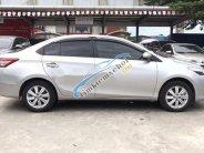 Bán Toyota Vios G 2017, màu bạc, cá nhân chính chủ giá 568 triệu tại Hà Nội