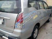 Cần bán gấp Toyota Innova sản xuất 2008, màu bạc chính chủ giá 275 triệu tại Quảng Nam
